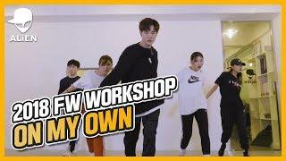 On My Own(ft. Nefera) - Troyboi    Vana Kim Choreography   2018 October Workshop