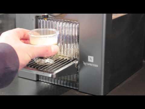 Capsule rechargeable en acier inoxydable compatible avec les machines à café Nespresso