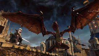 Dark Souls II: Scholar of the First Sin (Remix Trailer)