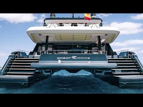 Superyacht Of The Week Inside The Rafael Nadal Superyacht Great White Youtube