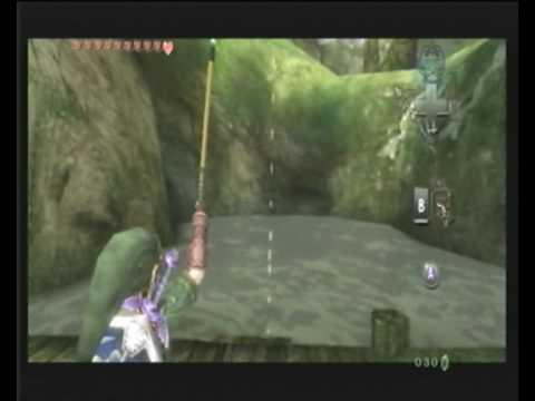 Zelda: Twilight Princess Sidequests -  Bottle #4 (Fishing Hole)