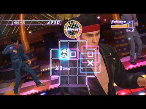 Yakuza 0 - Disco Dancing - Score Attack Hard Mode (Queen of the Passion 9230)