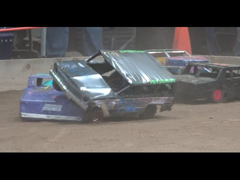 RC Demolition Derby | 38th ANNUAL MOTORAMA 2016