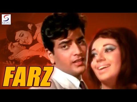Farz - Full Hindi Bollywood Action Movie HD - Jeetendra, Babita Kapoor