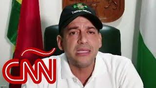 Impiden a Luis Fernando Camacho llegar a La Paz a entregar carta de renuncia para Evo Morales