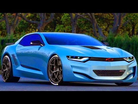 Pr 201 Via Novo Chevrolet Camaro G6 2016 Youtube