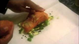 D'smith's Salmon En Papillote