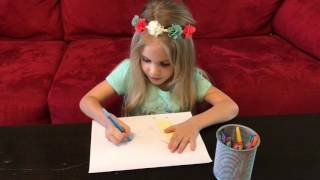 How To Draw Belle & Ariel Princesses