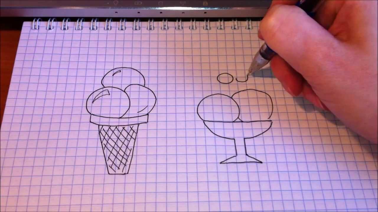 срисовать рисунки картинки