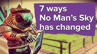 7 ways No Man