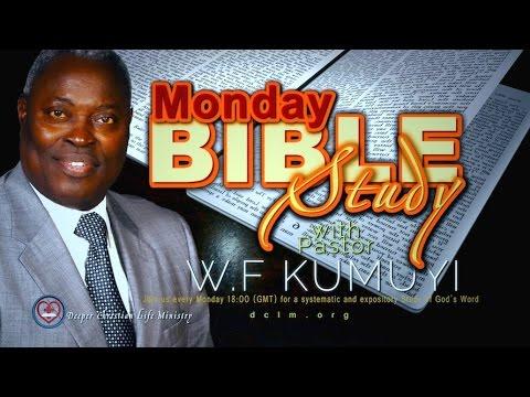 Bible Study Service