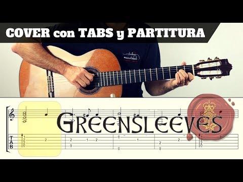 GREENSLEEVES I  FREE PDF | EASY Tutorial CHORDS