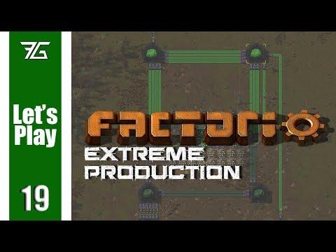 Factorio Extreme Production - Ep 19 Portable Power
