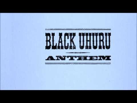 Black Uhuru - Black Uhuru Anthem ( Dub )