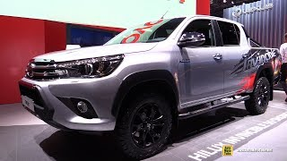 2018 Toyota Hilux Executive - Exterior And Interior Walkaround - 2017 Frankfurt Auto Show