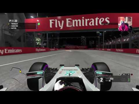 F1   Marina Bay   Gamer du dimanche