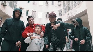 SNAIK - NTAYA MAHBOUL Feat TFLOW X YOUSS45 (CLIP OFFICIEL)