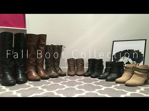 Fall Boot Collection | LOOKBOOK