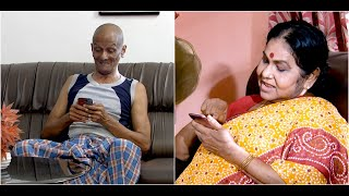 Thatteem Mutteem   Ep 14 - Whats app chatting of Mayavathiyamma! l Mazhavil Manorama