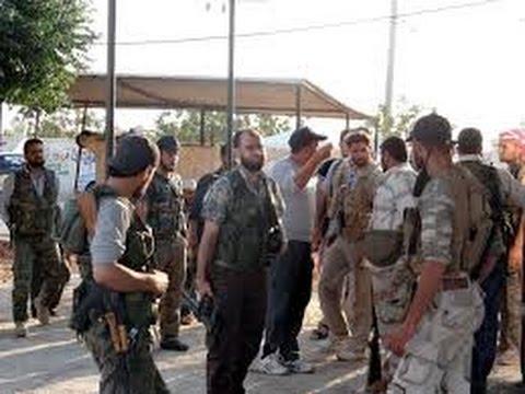 Syria conflict Islamic State 'seizes' Tabqa airbase