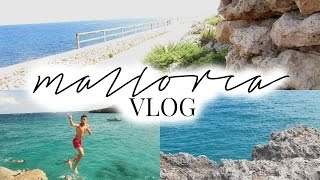 Mallorca VLOG | Jess Louise ♡