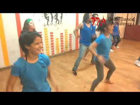 Delhi Dance Academy's Zumba Classes