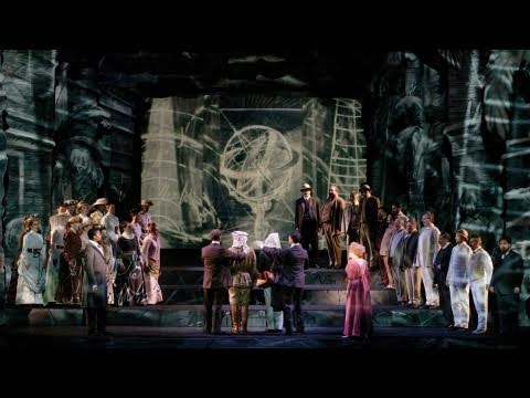 "William Kentridge: ""The Magic Flute"" 