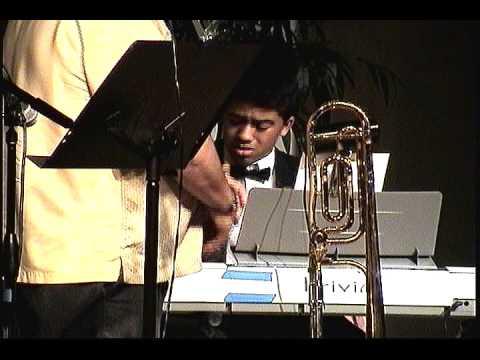 Joe Barton Quintet performing the