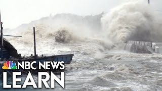 NBC News Learn: Hurricanes thumbnail