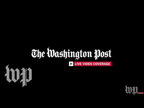 Watch the snowstorm from the roof of The Washington Post