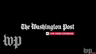 Watch the snowstorm from the roof of The Washington Post thumbnail