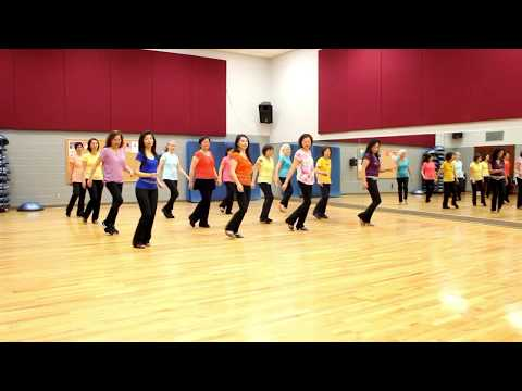 Got Your Number - Line Dance (Dance & Teach in English & 中文)