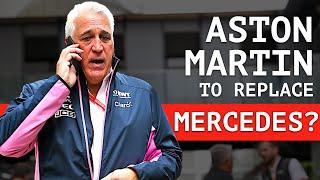 Could Aston Martin ACTUALLY Replace Mercedes?