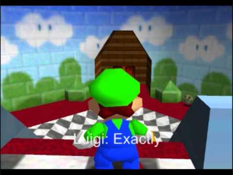 Super Mario 64 Bloopers: Amnesia