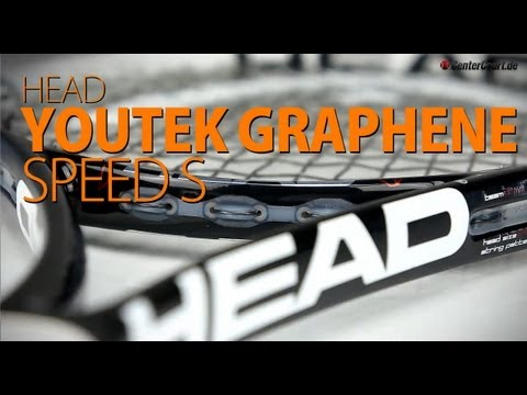 HEAD YouTek Graphene Speed S Tennisschläger