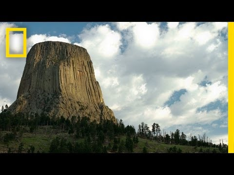 See Devils Tower National Monument From...