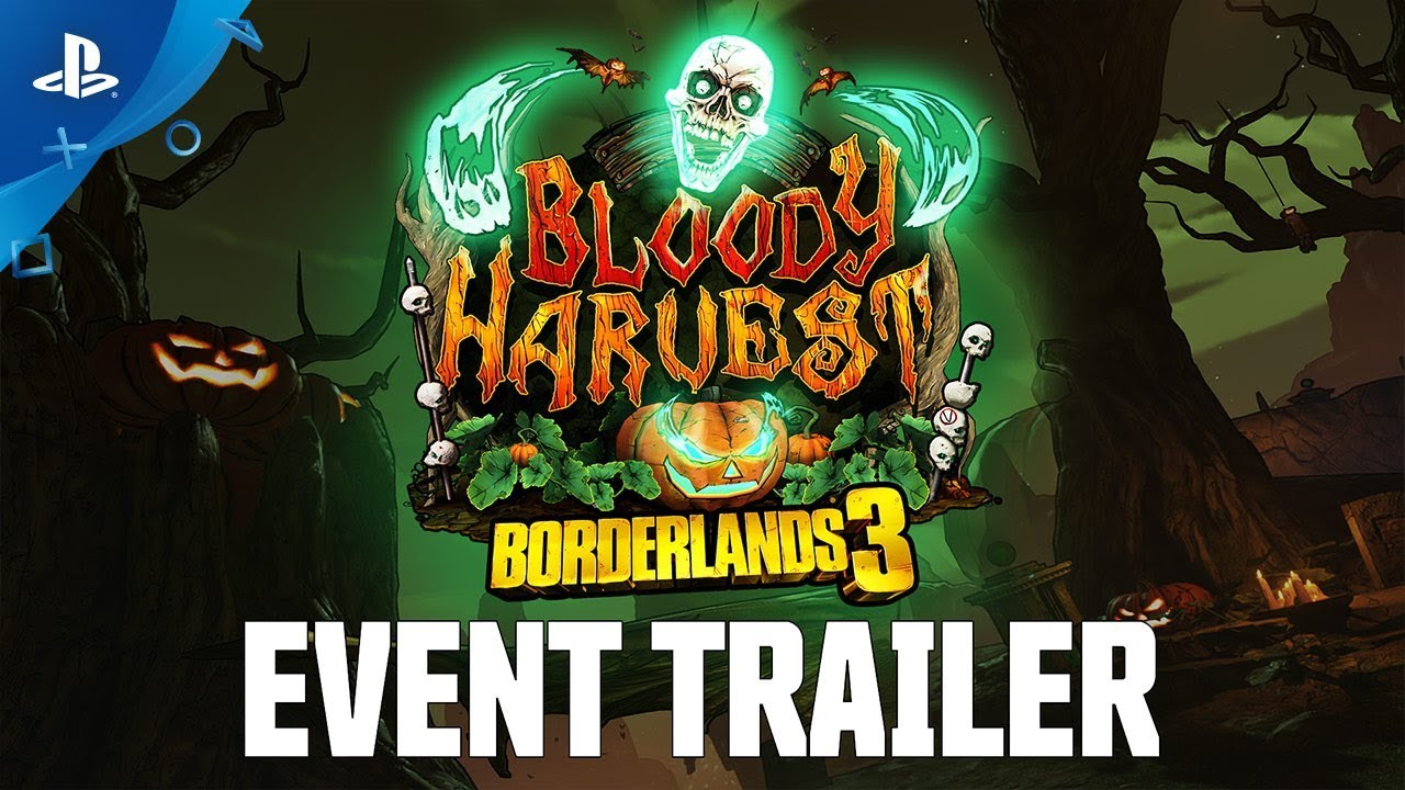 Borderlands 3 – Bloody Harvest Event, trailer | PS4