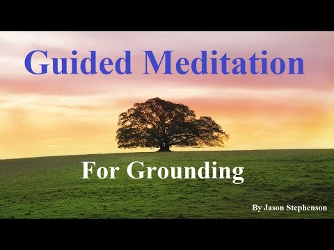 Guided Meditation: Centering Yourself | A Grounding Mind Meditation for stress, sleep, anxiety
