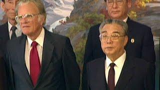 СМИ Северной Кореи выпустили фейк о Билли Грэме
