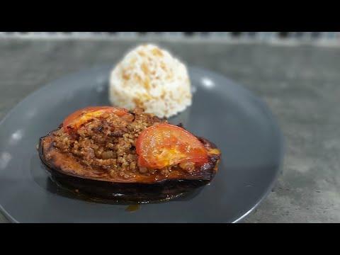 recette-facile-ela-:-aubergines-farcies-au-haché-de-bœuf-,-simple-à-faire-(-les-re7-d'ela-)