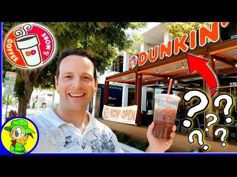 Dunkin' Donuts® Pasadena, CA | 1st Rebranded Location! 🍩☕