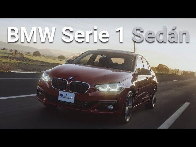 BMW Serie 1 Sedán - ¿Qué dirá la galleta de la suerte?