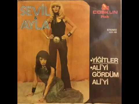 Sevil ve Ayla-Aliyi Gördüm Aliyi-1974