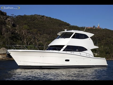 """Maritimo M50 Motor Yacht For Sale"""