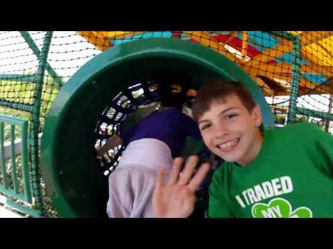Playground Net Fun At Sea World Orlando