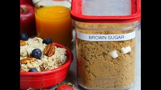 How To Keep Brown Sugar From Clumping