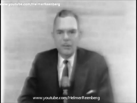 November 22, 1963 - Former New York Governor Thomas E. Dewey following President Kennedy's death
