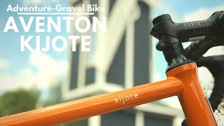 Aventon Kijote Adventure Gravel Bike | First Impressions and Review