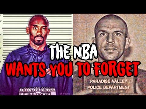 4 Shocking Scandals The NBA WANTS YOU TO FORGET!