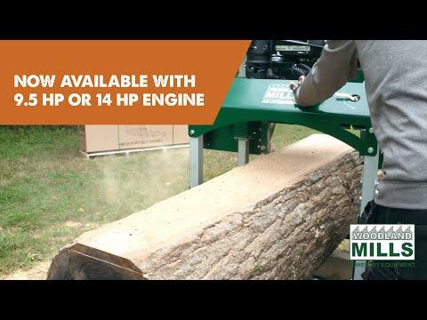 Woodland Mills HM126 Portable Sawmill